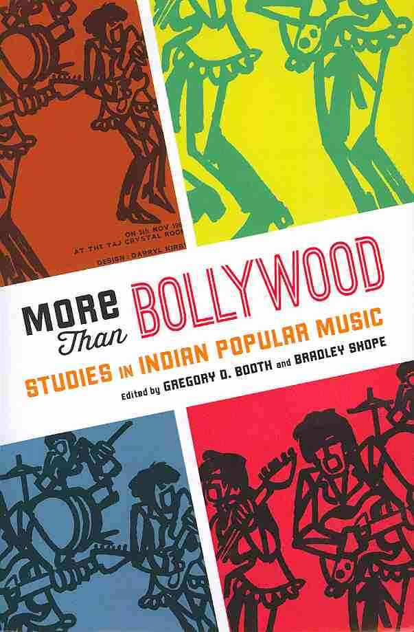 More Than Bollywood By Booth, Gregory D. (EDT)/ Shope, Bradley (EDT)