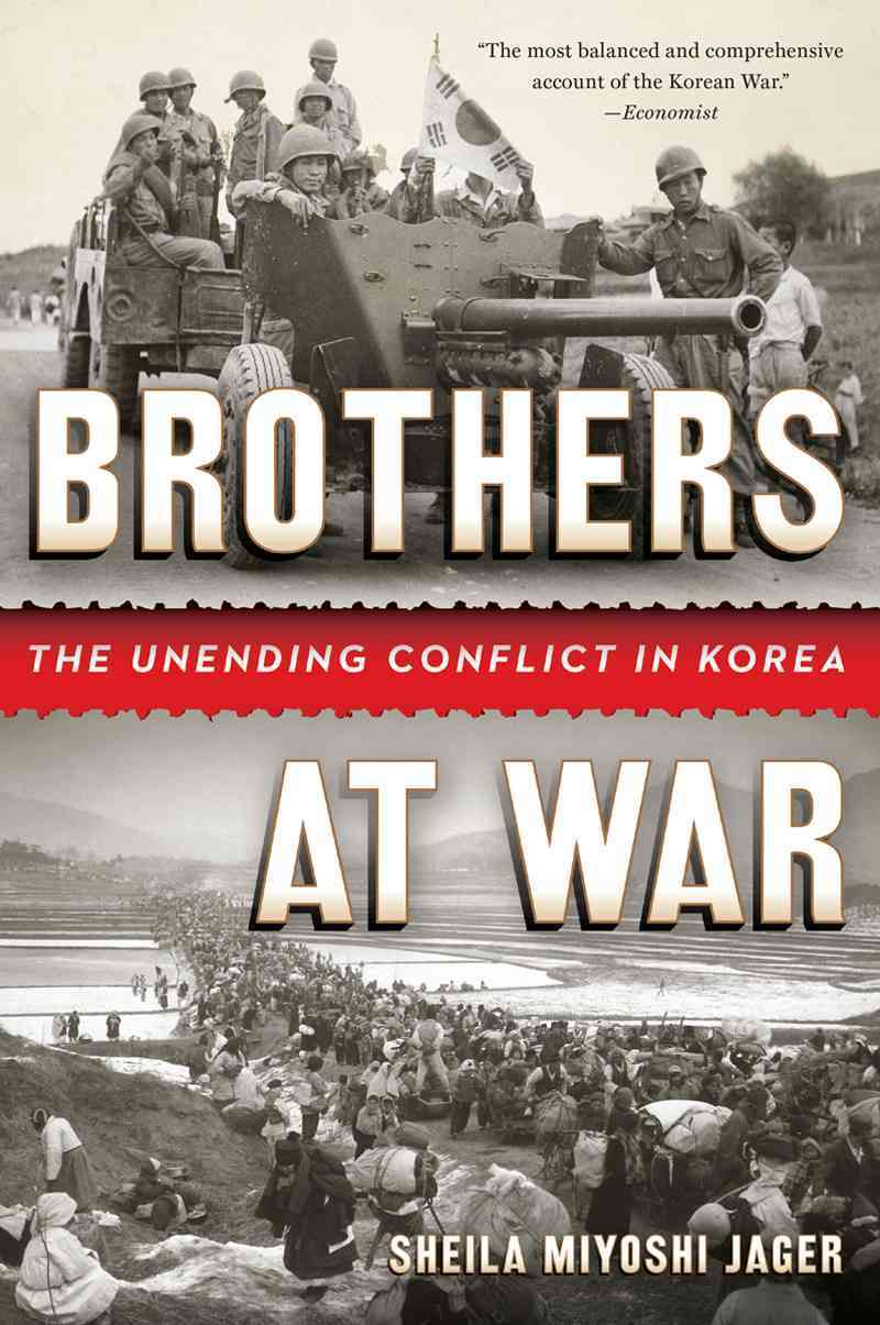Brothers at War By Jager, Sheila Miyoshi